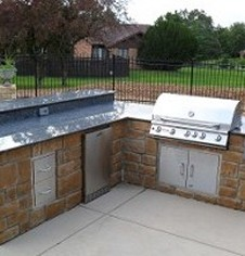 Outdoor kitchen design st louis outdoor kitchen Outdoor kitchen cost estimator